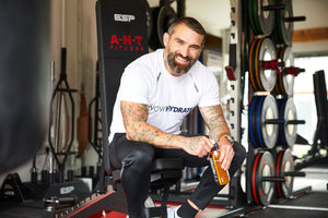 #PushIt to be the Best: Ant Middleton
