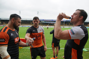 WOW HYDRATE are Castleford Tigers new official hydration partner