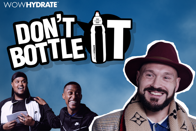 'Don't Bottle It' Episode 1 with Tyson Fury