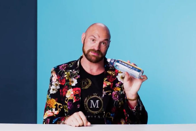 10 things Tyson Fury Can't Live Without