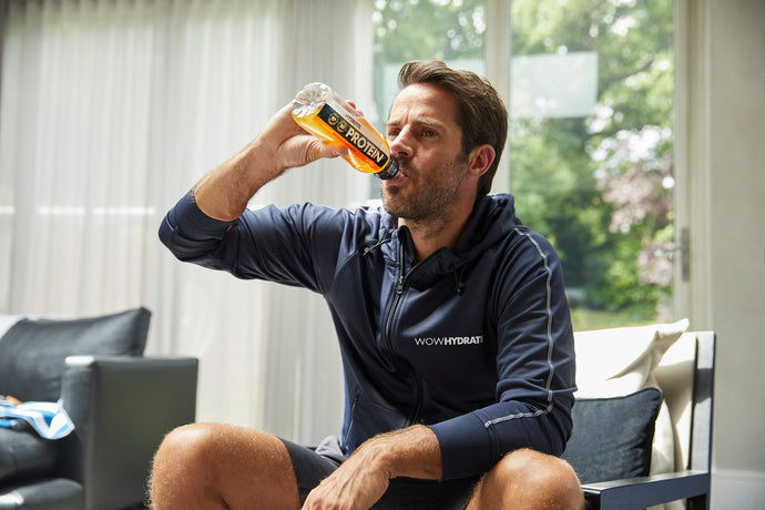 #PushIt to be the Best: Jamie Redknapp