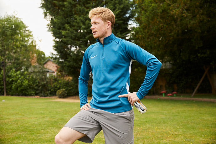 How does our ambassador Kevin De Bruyne #PushIt to be the Best?