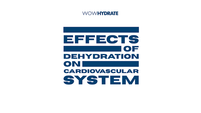 Prevent Dehydration and Reduce Negative Effects on your Heart Health