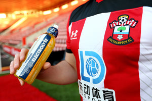 WOW HYDRATE became Southampton's Official Sports Hydration Partner
