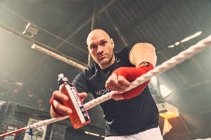 Tyson Fury on how he pushes it to be the best