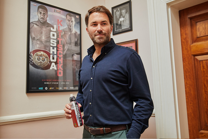 Wise Words from Eddie Hearn