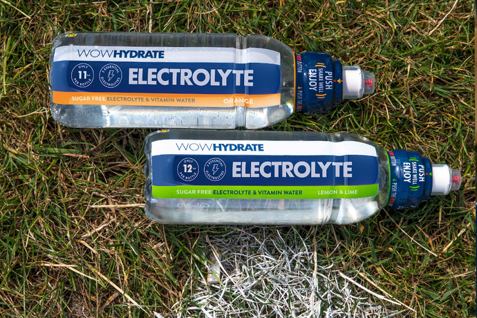 The Power of Electrolytes