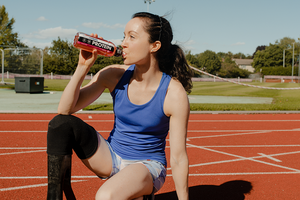 Stef Reid joins WOW HYDRATE to #PushIt to be the Best