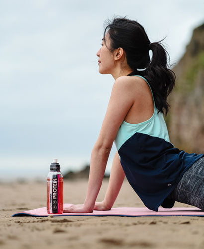 Fitness Trends of 2021 - Protein Drink - WOW HYDRATE