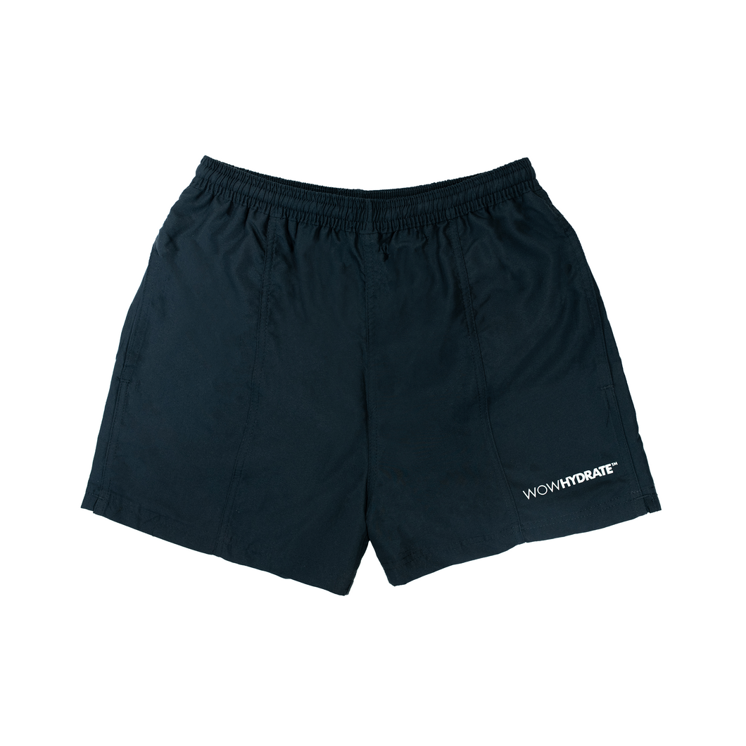 Navy Shorts | WOW CLUB