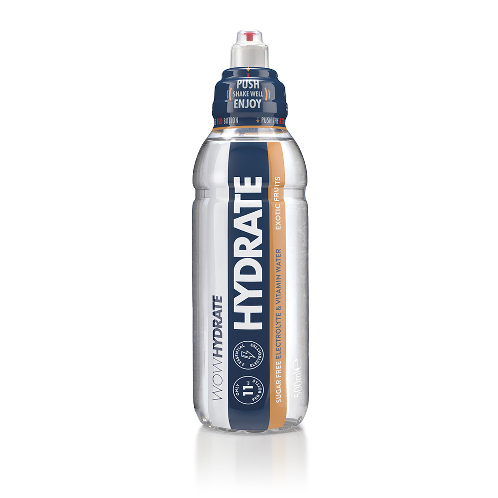 HYDRATE - Exotic Fruits 500ml Pack of 12