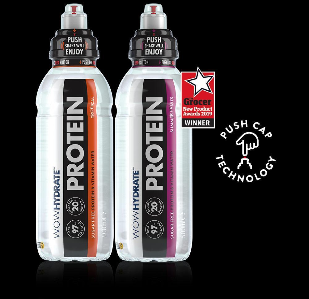 Protein Sports Drink - WOW Hydrate