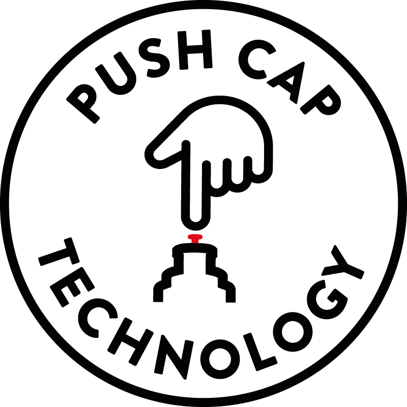 Push Cap Technology - Protein Drink - WOW HYDRATE