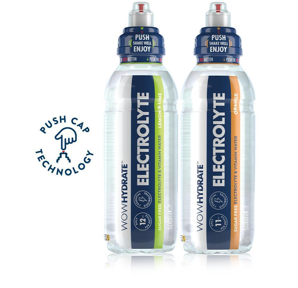 Electrolyte Sports Drink - WOW Hydrate