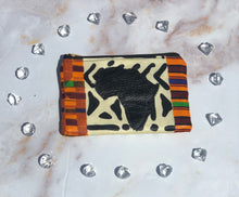 "Load image into Gallery viewer, ""Cut From A Different Cloth"" - Mudcloth w/ Africa"