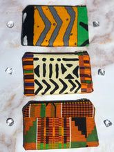"Load image into Gallery viewer, ""Cut From A Different Cloth"" - Kente"