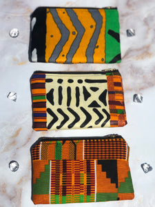 """Cut From A Different Cloth"" - Kente"