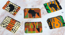 "Load image into Gallery viewer, ""Cut From A Different Cloth"" - Kente w/ Africa"