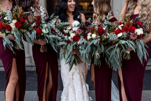 KAYLA - BRIDE BOUQUET