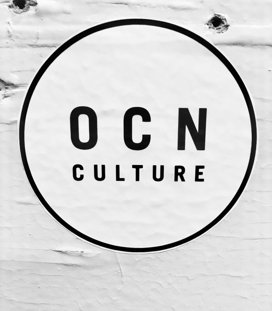 OCN Culture is all about beach culture and wave sliding culture, providing organic and eco conscious clothing and retro wetsuits.  Style and Aloha!