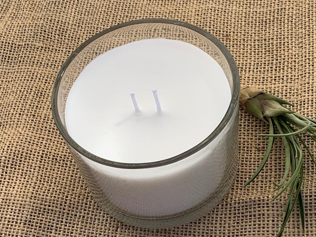 Coconut Wax Candle - Smells like Summer