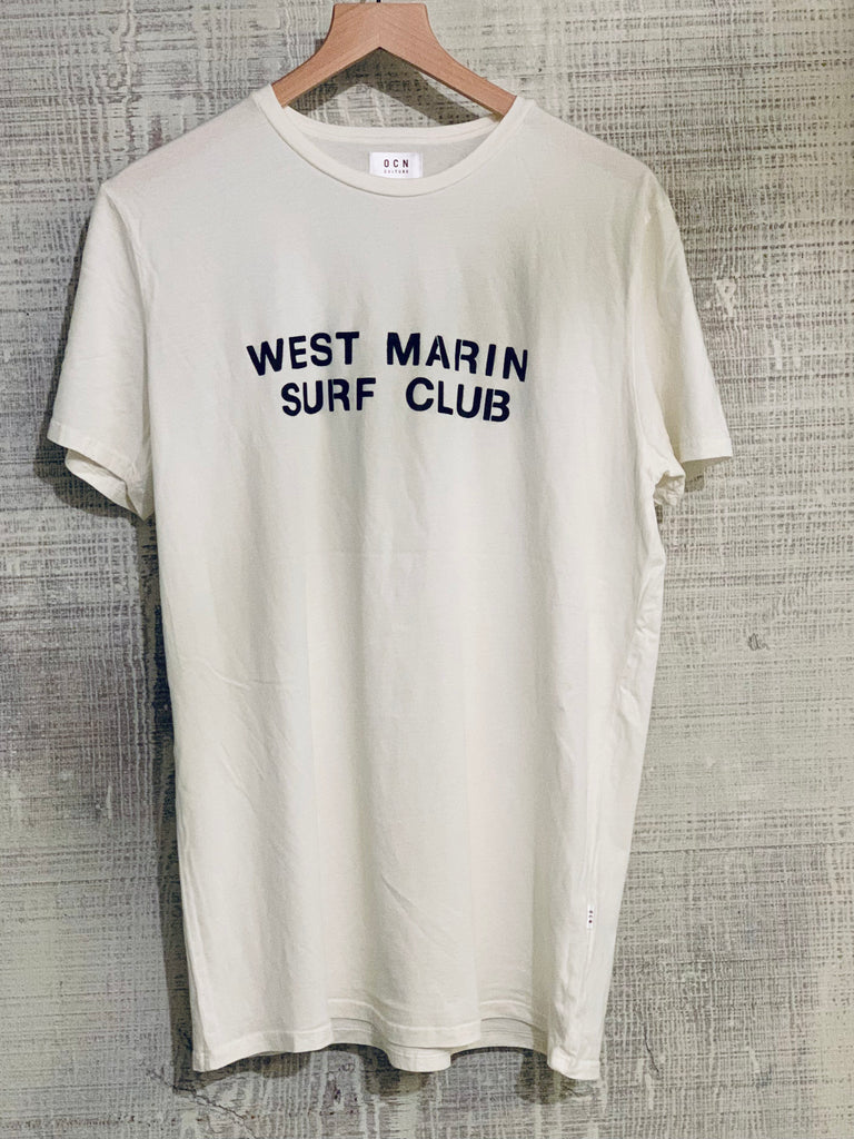 West Marin Surf Club Organic T-Shirt