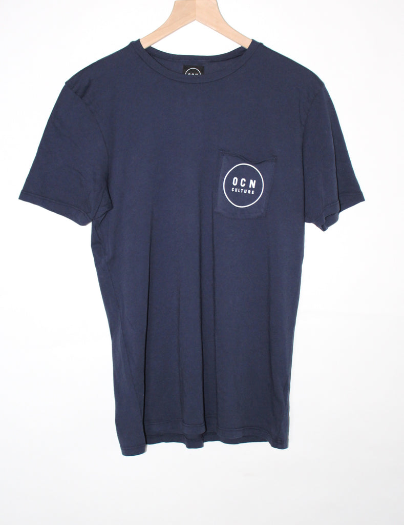 T-Shirt North + South Navy