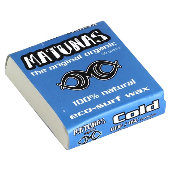 Matunas Organic Surf Wax - Cold