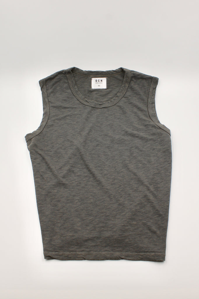 T- Shirt Beach BLANK Grey