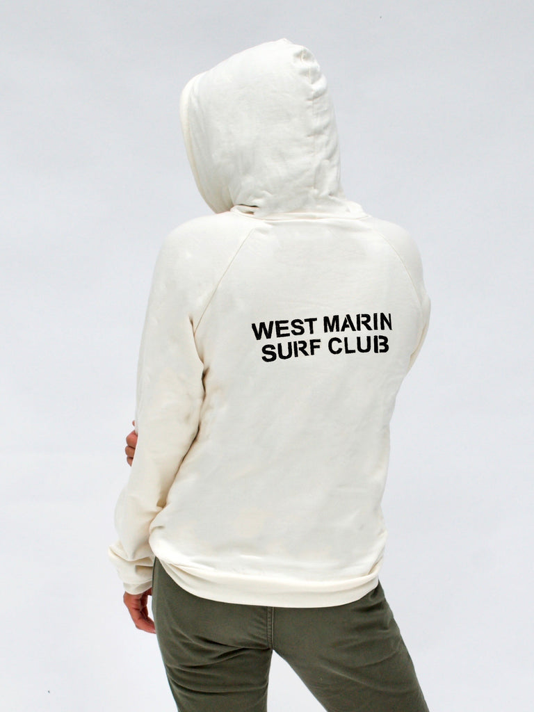 OCN Simple Organic Pull Over Hoodie - West Marin Surf Club