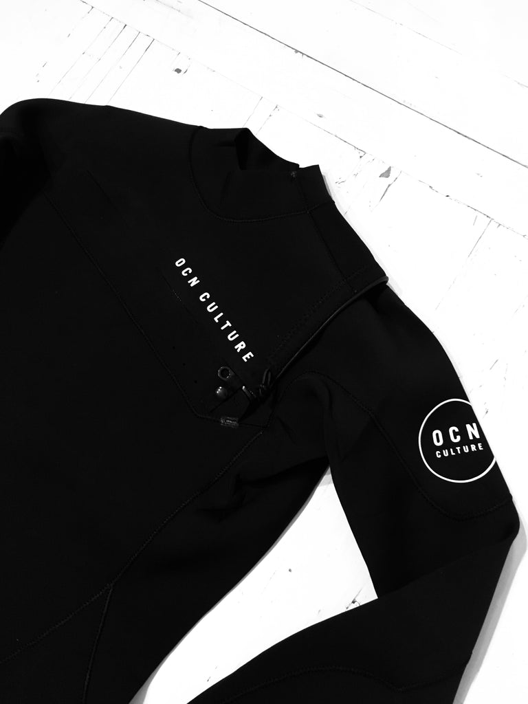 Limited Edition TAKO 3|2 Wetsuit Black