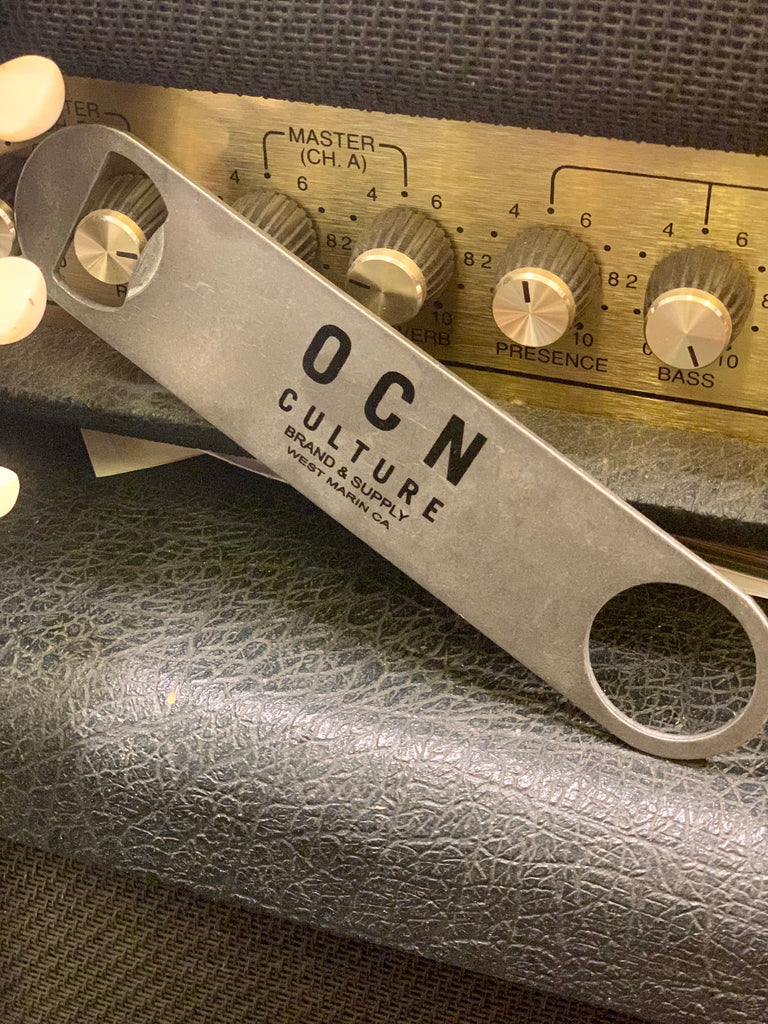 OCN Culture Brand & Supply Bar Blade