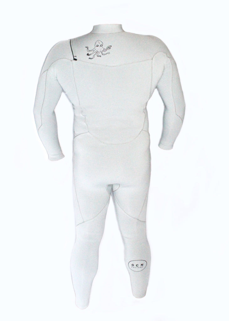 Limited Edition TAKO 3|2 Wetsuit Lt Grey