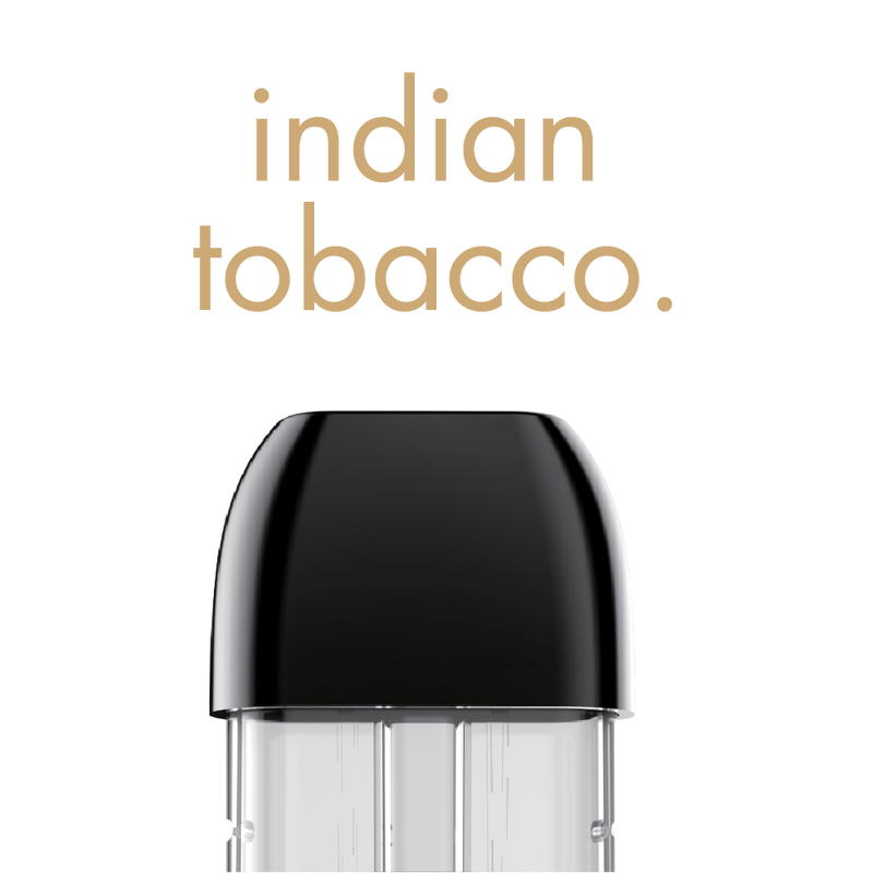 alt. Pod: Indian Tobacco - alt. vapors