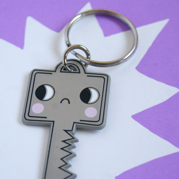 SAD KEY Keychain