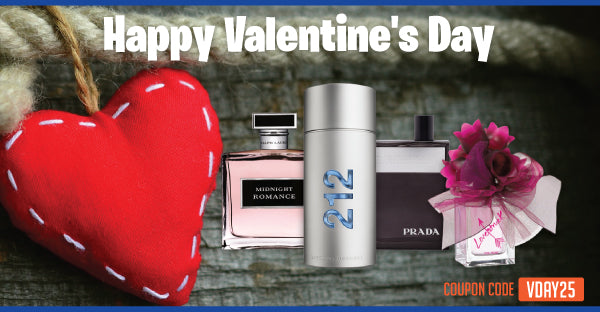 99 Perfume Valentine's Day Offer