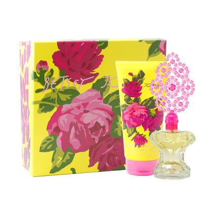 BETS11 - Betsey Johnson 2 Pc. Gift Set for Women