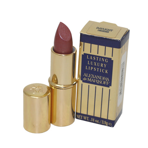 ALEX35 - Alexandra De Markoff Lasting Luxury Lipstick for Women - 0.14 oz / 5.6 g - Daylight 10020505