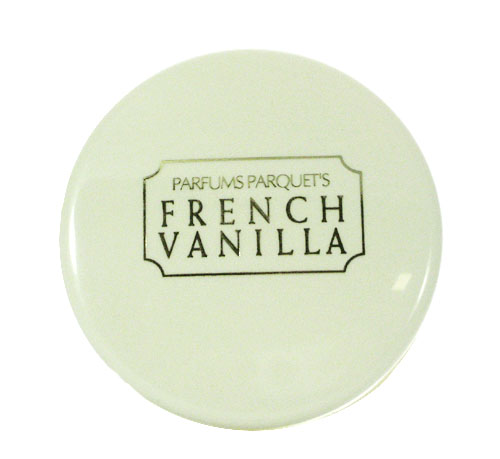 FR446 - French Vanilla Dusting Powder for Women - 1.75 oz / 52.5 g - With Puff