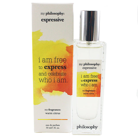 MPHX01 - My Philosohy Expressive Eau De Parfum for Women - 1 oz / 30 ml Spray