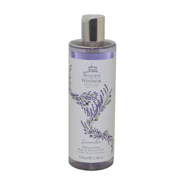 LAV35 - Lavender Bath & Shower Gel for Women - 11.8 oz / 350 g