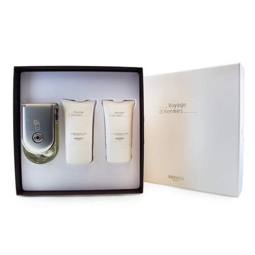 VDH43M - Voyage D'Hermes 3 Pc. Gift Set For Men