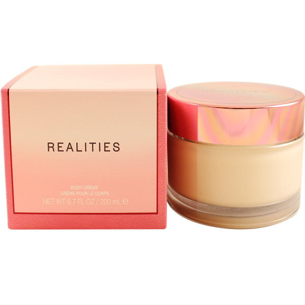 REA55 - Realities Body Crème for Women - 6.7 oz / 200 g