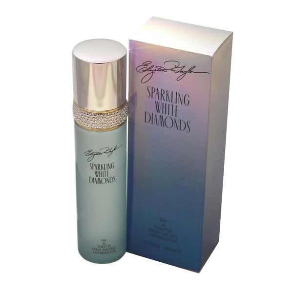 WDS23 - Sparkling White Diamonds Eau De Toilette for Women - 3.3 oz / 100 ml Spray