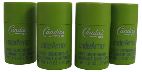 CA699M - Candies Deodorant for Men - 4 Pack - Stick - 1 oz / 30 g
