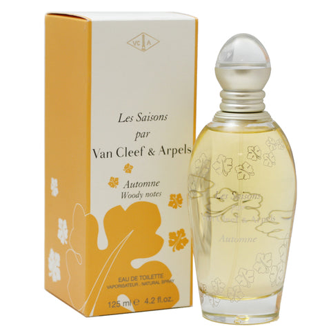 AUT12 - Les Saisons Automne Eau De Toilette for Women - Spray - 4.2 oz / 125 ml