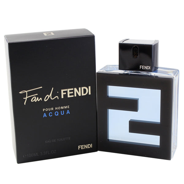 FA33M - Face A Face Eau De Toilette for Men - Spray - 3.3 oz / 100 ml