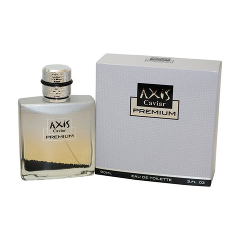 ACP30M - Axis Caviar Premium Eau De Toilette for Men - Spray - 3 oz / 90 ml