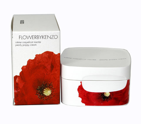 FL405 - Flower Poppy Cream for Women - 5 oz / 150 ml