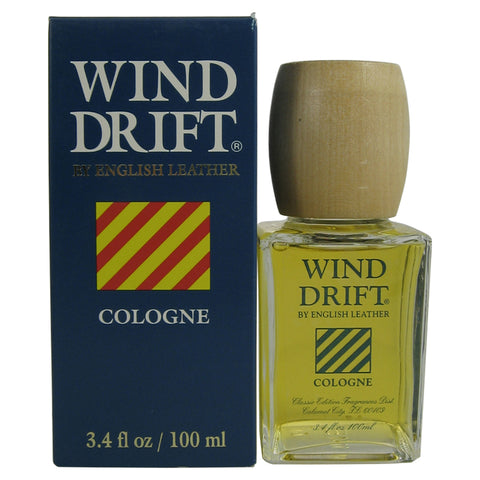 EN92M - English Leather Wind Drift Cologne for Men - Splash - 3.4 oz / 100 ml